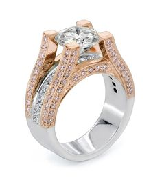 pics of rose gold jewelry Fall in love with rose gold jewelry