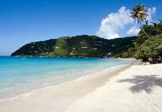 tortola beaches | Cane Beach, Cane Garden Bay, Tortola | British Virgin Islands Photo ...