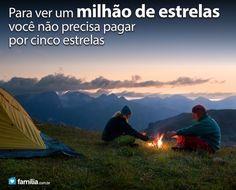 Dicas de campings pelo Brasil