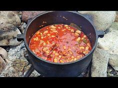Polish Recipes, Polish Food, Dessert Recipes, Desserts, Chili, Salsa, Grilling, Ethnic Recipes, Youtube