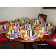 Bee Party, Hispanic Heritage, Carnival Birthday Parties, Ideas Para Fiestas, Holidays And Events, Girl Scouts, Special Day, Birthday Candles, Party Themes