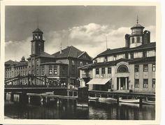 Foto: Memel - Memelland - 1941 - Börse und alte Post