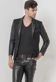 Buy Mens Leather Pants Online At Leathernxg
