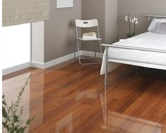 Find This Pin And More On Glossy Floors Plateau Merbau High Gloss