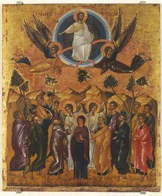 Παναγία Ιεροσολυμίτισσα, Παναγία