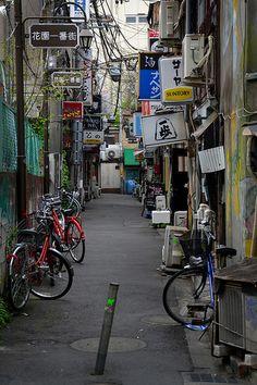 Golden Gai, Shinjuku, Tokyo, Japan