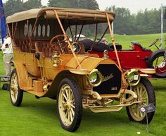 1910 Mitchell Model S touring |