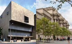 Edifício que já abrigou outro importante museu de arte americano, o Whitney, abrirá as portas expondo obras clássicas e da atualidade como as de Rembrandt, Cézzane, Pollock e da brasileira Lygia Clarck. Se tiver indo a Nova York, não deixe de conhecer o The MET Breuer.  #MetBreuer #MetUnfinished #MetNasreenMohamedi #NYC #viagens #turismo #arte #cultura #exposições #lifestyle #estadosunidos #USA