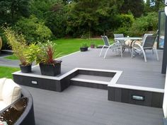 Wonderful garden decking ideas with best decking design for your decorating home ideas. | cheap garden decking | decking boards | backyard deck design | simple deck ideas | outdoor patio | small backyard | - #GardenIdeas #GardenDeckingIdeas #Backyard #PalletFurniture #WoodworkingProject