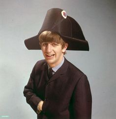 Ringo as Napoleon