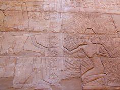 Egipto, Templo de Karnak, mayo 2012