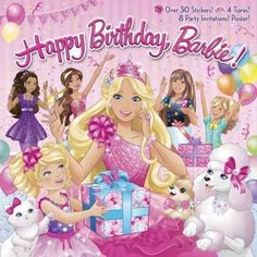Girls ages 3 to 7 will love to join Barbie's sisters as they plan the perfect…