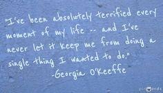 georgia-okeeffe-inspirational-quote.jpg 585×337 pixels
