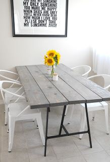 Simply Marilla: I Heart This DIY Table