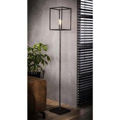 Industrial Floor Lamp Winston 1L - Furnwise