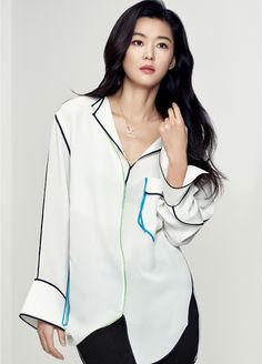 Jun Ji Hyun // My Love From Another Star & Legend of the Blue Sea