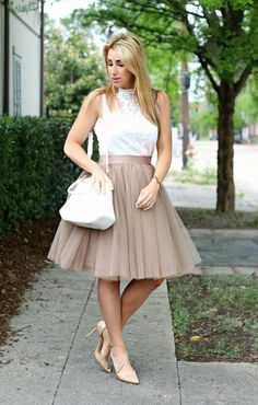 Tulle + Chicwish Lace