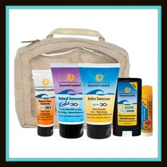 Beyond Coastal Sunscreen Review & Giveaway!