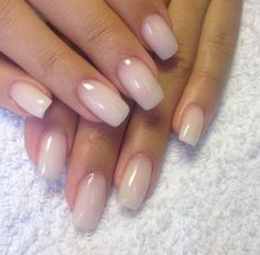 Milky nails Source by Classy Acrylic Nails, Classy Nails, Trendy Nails, Squoval Acrylic Nails, Natural Looking Acrylic Nails, Natural Fake Nails, Neutral Acrylic Nails, Plain Acrylic Nails, Matte Nails