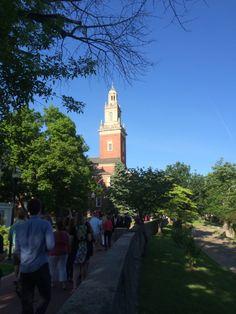 Denison University in Granville, OH
