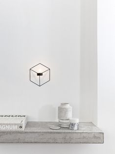The POV Candle Holder is a light, smart and playful product that can be used as a single piece or in a group.