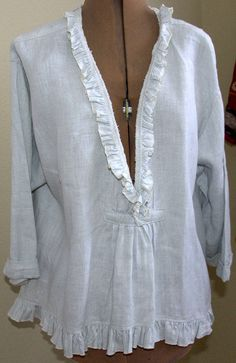 Authentic *MAGNOLIA PEARL* Addie Linen Top #MagnoliaPearl #OverTheHead #Casual