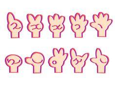 高齢者の脳トレに手遊びが最適!!簡単にできる手遊びレク35選 Japanese Sign Language