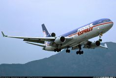 McDonnell Douglas MD-11F - Federal Express | Aviation Photo #1411909 | Airliners.net