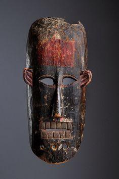 05_DSC_03 Atelier D Art, Art Premier, Leather Mask, Art Sculpture, Masks Art, African Masks, Gourd, Tribal Art, Puppet