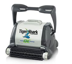 Hayward TigerShark QC RC9990GR Swimming Pool Robotic Cleaner with Quick Clean Technology