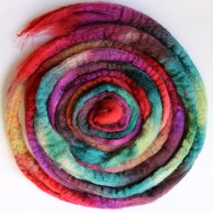 Hey, I found this really awesome Etsy listing at https://www.etsy.com/listing/460073076/mixed-bflsilk-roving-handpainted