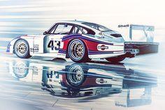 Porsche 935 by olgun kordal photography