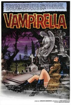 "Vampirella Artists Jose Gonzalez | Vampirella art by Jose ""Pepe"" Gonzalez"