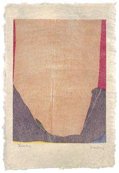 "Helen Frankenthaler, ""East and Beyond"""