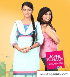Sapne Suhane Ladakpan Ke 1st August 2014 Sapne Suhane Ladakpan KeThe story tries to encapsulate all these fine nuances of life beautifully and give the audience a taste of their growing up years. The idea is to enrich the lives of the viewers through an endearing content which will remind them of their carefree wonder years.