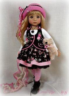 Semi Sweet for Effner Little Darlings | Flickr - Photo Sharing!