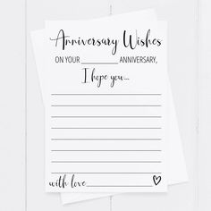 Assign each bridal shower guest with a different anniversary milestone and have themwrite their wishes for the couple on that particular anniversary! Unique Bridal Shower, Bridal Shower Games, Date Night Jar, He Said She Said, Fall Scents, Maid Of Honor, Wish, Bucket, Anniversary