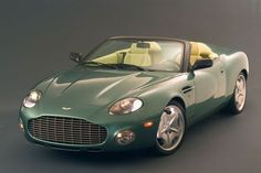 DB7 Zagato  will always love aston martin
