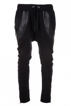 Fi5th Utah Joggers Black  #mens #men #man #street #style #streetstyle #urban #luxe #menswear #designer #mensdesigner