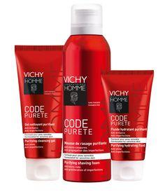 Vichy Homme - Code Pureté