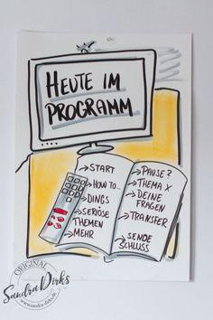 Mini - Flipchartkurs: TV-Programm https://sandra-dirks.de/mini-flipchartkurs-tv-programm/