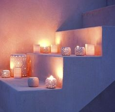 candle atmosphere