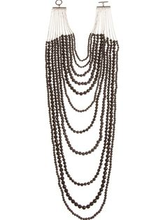 ROSANTICA - long beaded necklace 7