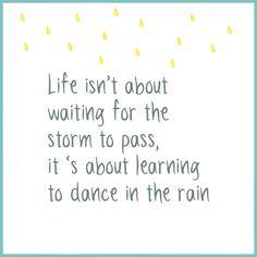 Life isn't…