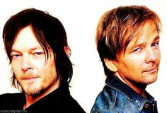 Reedus and Flanery