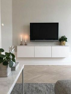 - Home Decoraiton Living Room Tv Unit, Living Room Decor Cozy, Home Living Room, Living Room Designs, Small Room Bedroom, Small Bedrooms, Home And Deco, Home Decor Furniture, Family Room