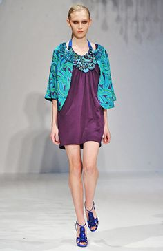 Andrew Gn Spring 2009 RTW - via @kennymilano