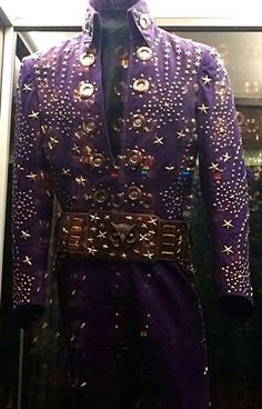 The Fireworks jumpsuit from April 1972.