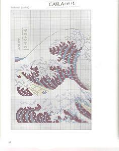Gallery.ru / Фото #1 - Japon au point de croix - patrizia61