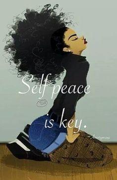 Black Girl Art, Black Women Art, Black Girls Rock, Black Girl Magic, Art Girl, Art Women, Natural Hair Art, Natural Hair Styles, Natural Beauty